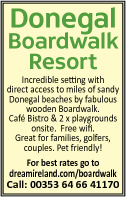 Donegal Boardwalk Resort - Republic of Ireland Holidays