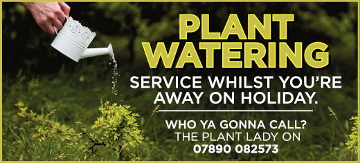 Plant Watering Service
