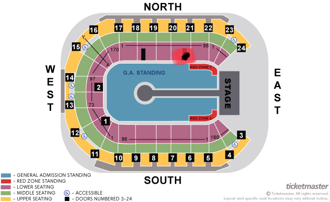 U2 Ticket SSE 27th OCTOBER