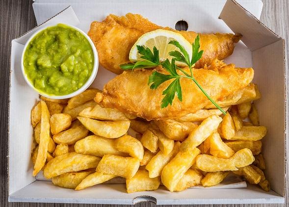 Fish & Chip Shop for sale