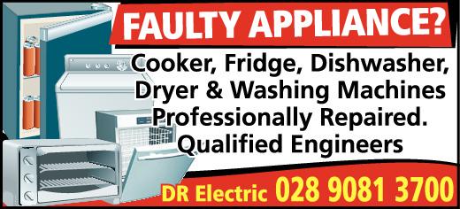 Faulty Appliance?
