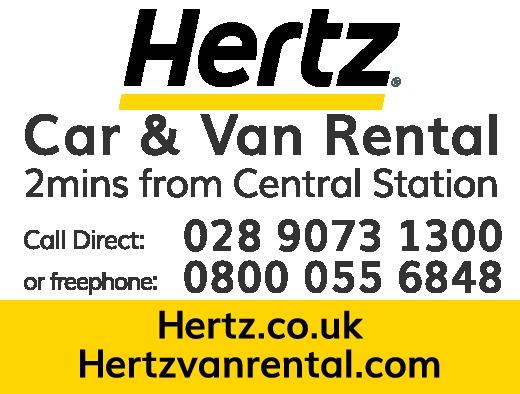 Hertz Car and Van Rental