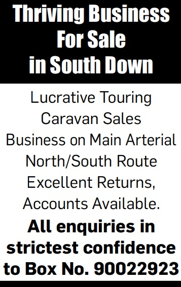 Thriving Business For Sale in South Down