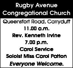 CONGREGATIONAL LIST