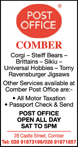 Post Office Comber