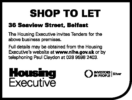 36 Seaview Street - SHOP TO LET