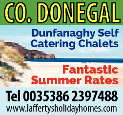 Dunfanaghy Self Catering Chalets - Republic of Ireland Holidays