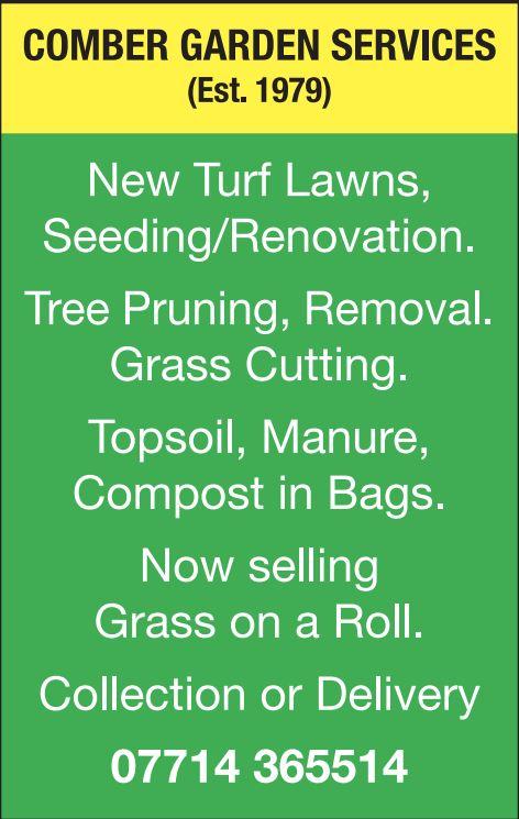 Comber Garden Services