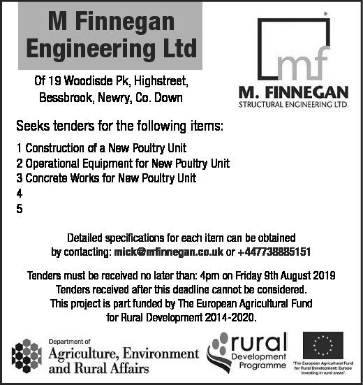 Contracts & Tenders in Northern Ireland - Pg 2 - belfasttelegraph co
