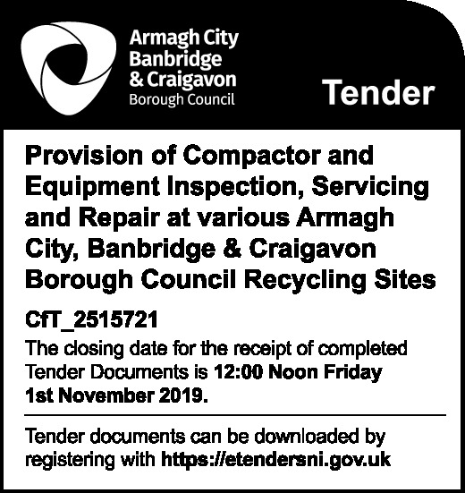 PROVISION OF COMPACTOR
