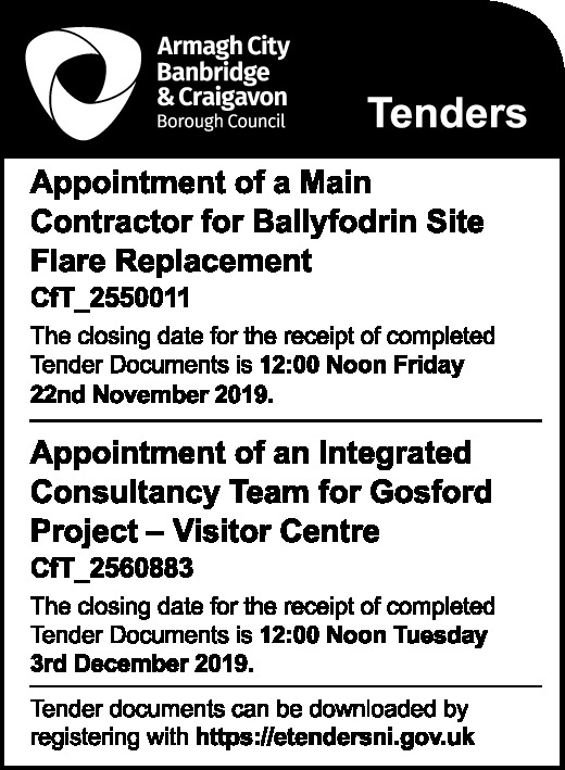 MAIN CONTRACTOR BALLYFODRIN SITE