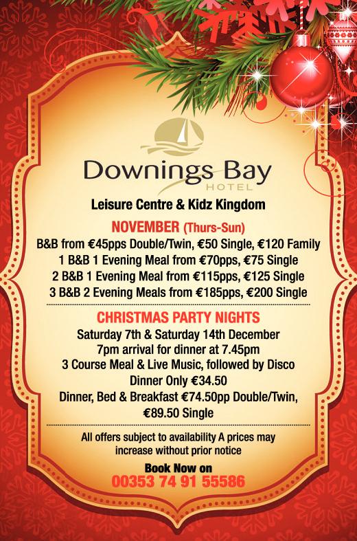 Downings Bay - November 2019