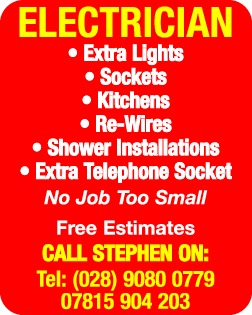 Electrician - Electricians in Northern Ireland
