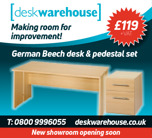 Desk Warehouse - Business Equipment Items For Sale in Northern Ireland