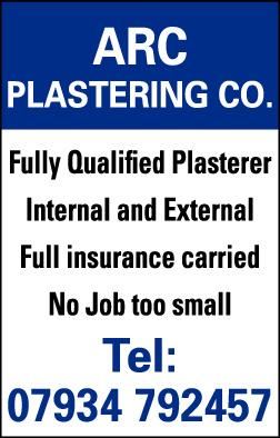 ARC Plastering Co.