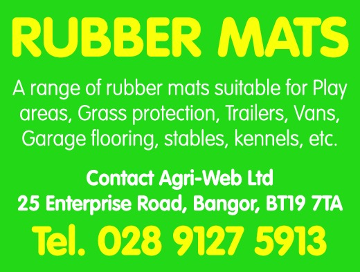 RUBBER MATS - Pet and Animal Services in Northern Ireland