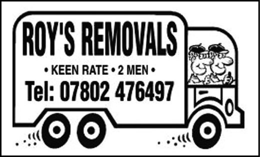ROY'S REMOVALS - Removal Services in Northern Ireland