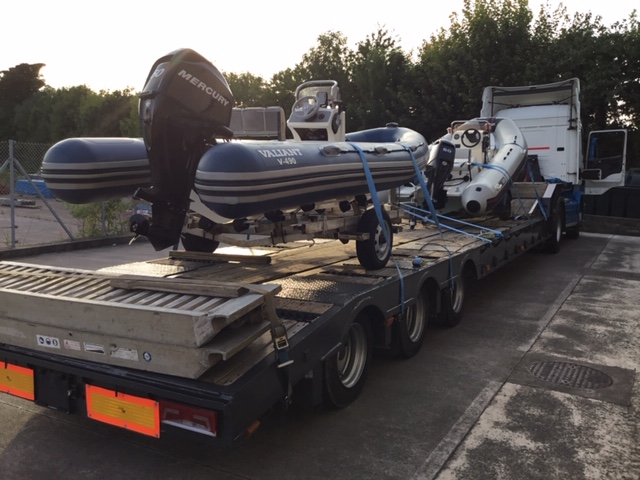 Boat & Yacht Transport - Removal Services in Co. Down