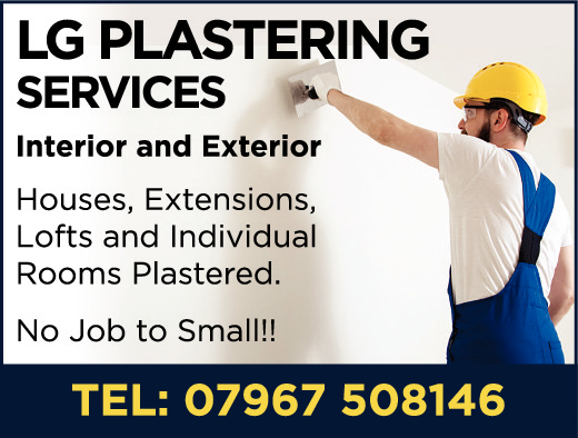 LG PLASTERING SERVICES