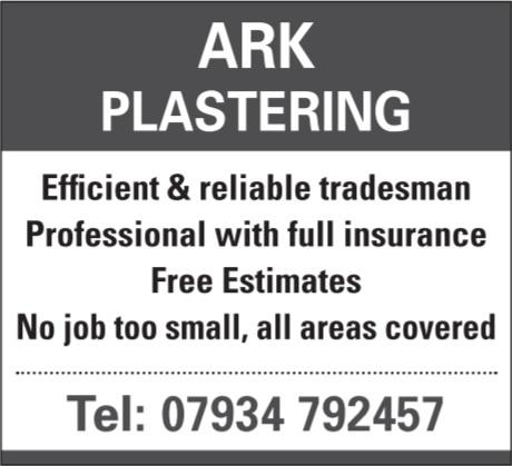 ARK PLASTERING