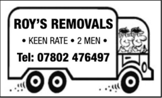Roy's Removals