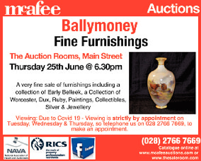 Ballymoney Fine Furnishings