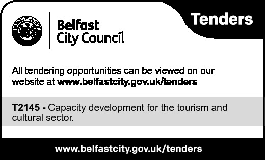 Belfast City Council Tender Notice