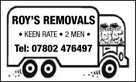 REMOVALS ADVERT HOME SERVICES